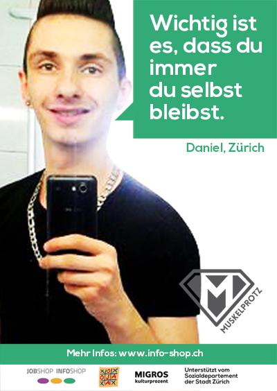 Daniel, Zürich