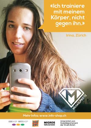 Irina, Zürich