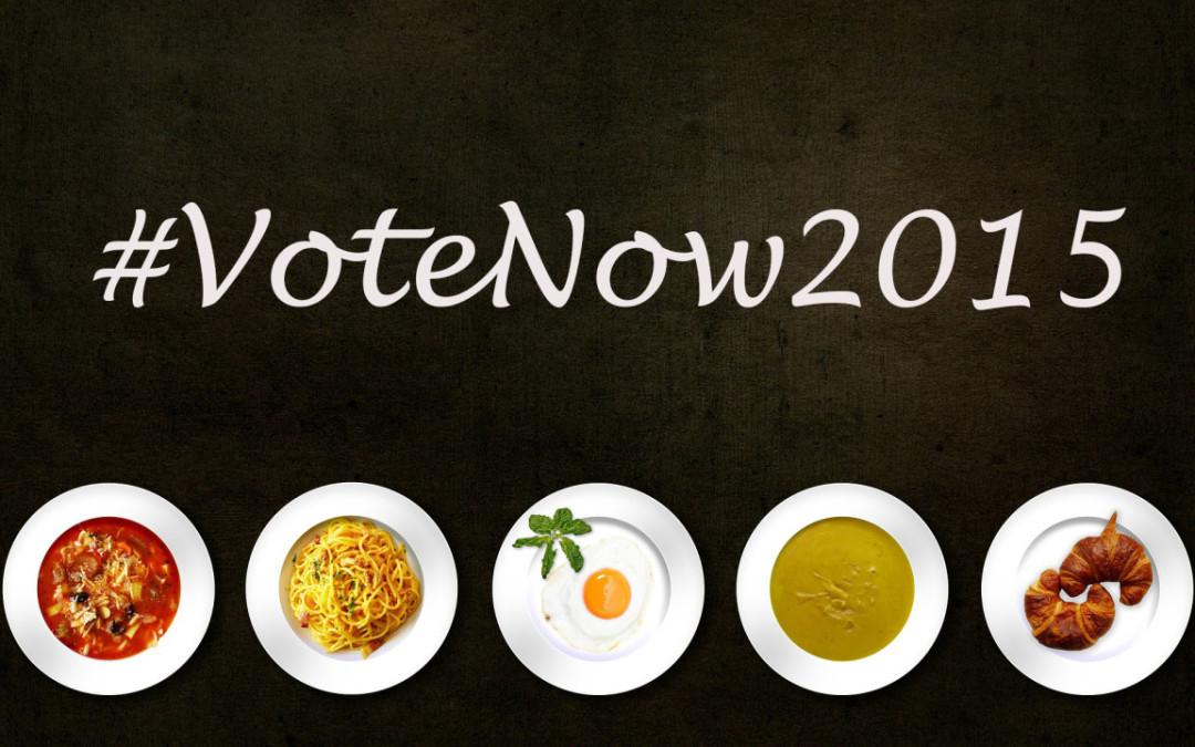 Political Kochbattle und #votenow2015