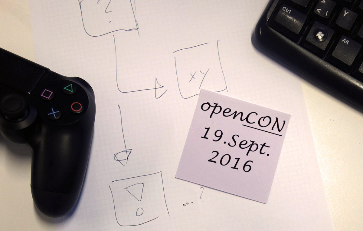 OpenCon Tagung