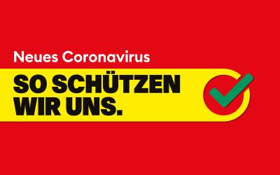 Wegen Corona-Virus: Zuerst anrufen oder schreiben!